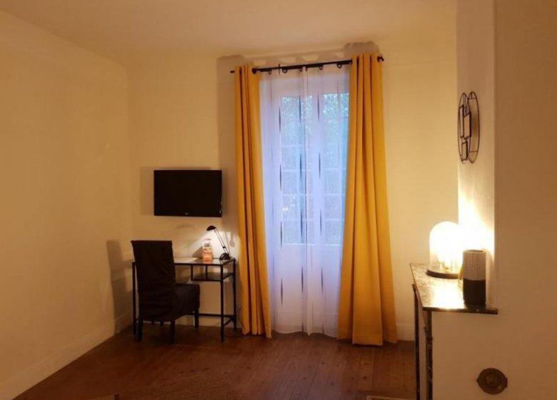 Chambre d'hôtes L'havre de Saint Germain – La Chambre familiale