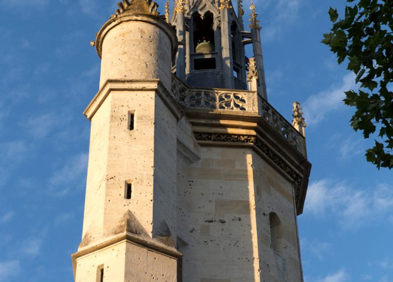 Le Beffroi – Tour de l'Horloge
