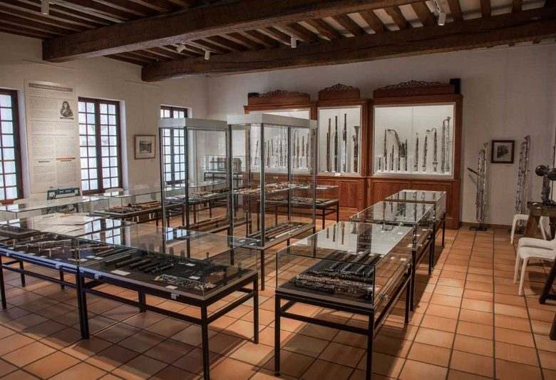 Le Musée des instruments à vent