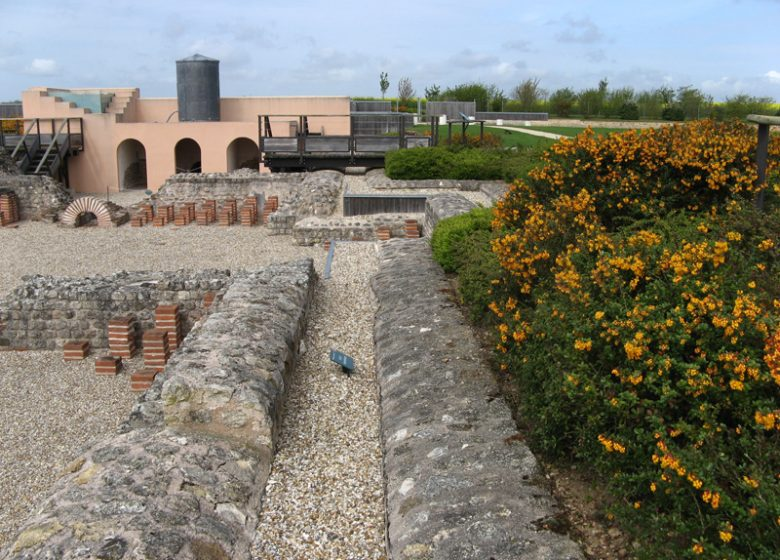 Site archéologique de Gisacum